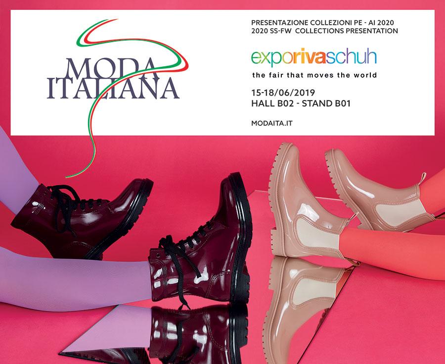 Fiera Expo Riva Schuh Moda Italiana